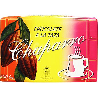 Chaparro Chocolate a la taza Bote 500 g