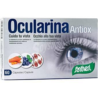 Santiveri Antioxidante cuida la visión Ocularina envase 60 capsulas