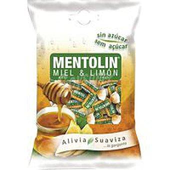 Mentolín Miel Mentol s/a 115G