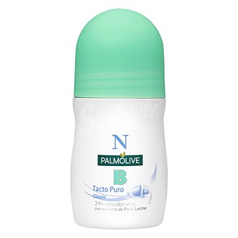 NB Palmolive Desodorante Tacto Puro Roll-on Tubo 50 ml