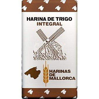 Mallorca Harina de trigo integral Paquete 1 kg