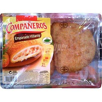 COMPAÑEROS Pechuga empanada villaroy bandeja 200 g