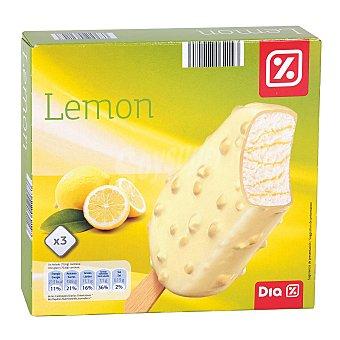 DIA Helado bombón limón Caja 220 gr