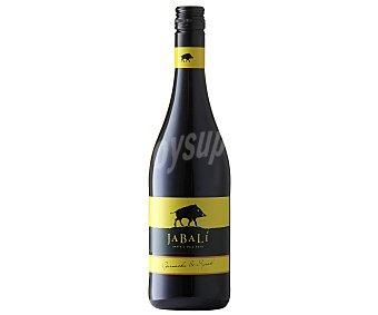 Jabali Vino Tinto Garnacha Botella de 75 Centilítros