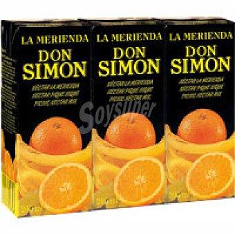 Don Simón Néctar para merienda Pack 3x20 cl
