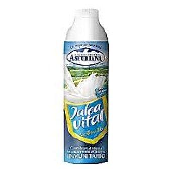 Central Lechera Asturiana Preparado Lácteo con Jalea Vital Pack 4x1 litro