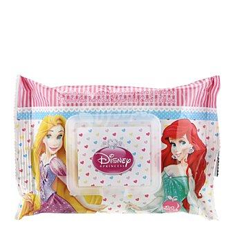 Disney Toallitas húmedas infantiles para cara y manos 20 ud