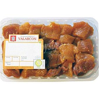 VALARCON Pinchos morunos amarillos peso aproximado Bandeja 425 g