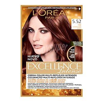 Excellence L'Oréal Paris Tinte intense nº 5.52 Caoba Sutil 1 unidad