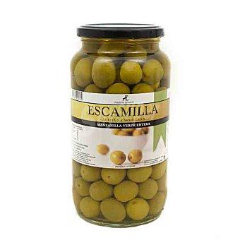 Escamilla Aceitunas verdes manzanilla 570 g