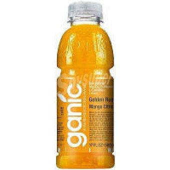 GANIC Agua vitaminada con mango Botellín 50 cl