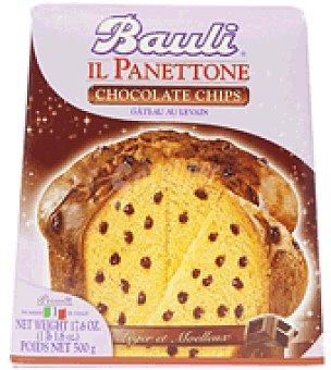 Bauli Panettone Choco Chips 800 g