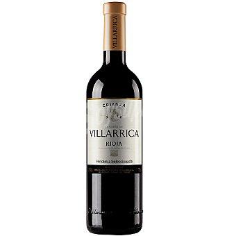 SEÑORIO DE VILLARRICA Vino tinto crianza D.O. Rioja Botella 75 cl