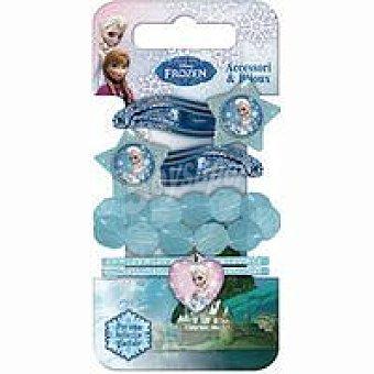 DISNEY Frozen Clips y pulsera Pack 1 unid