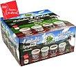 Helado surtido de yogur-kizkilurrin-cacao Pack 4 x 125 ml Ultzama