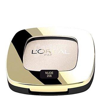 L'Oréal Sombra de ojos monochrome Nude nº 206 1 ud