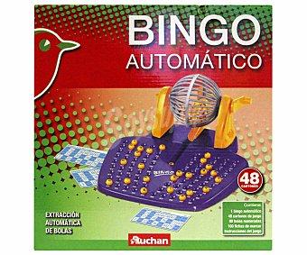Auchan Bingo Automático para Toda la Familia 1 Unidad