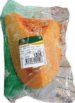 Calabaza fresca media pieza Bandeja de 750 g