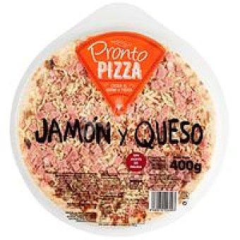 Pronto Pizza Pizza de jamón-queso 1 unid