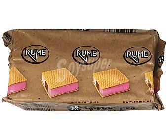 Rume Galletas cuadradas para helado 18 uds