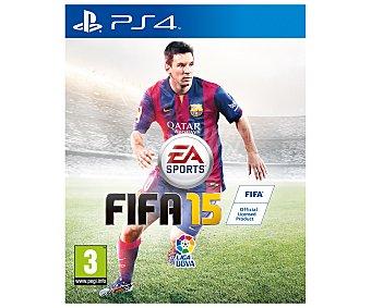 DEPORTES Fifa 15 PS4 1u