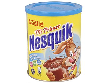 Nesquik Nestlé Cacao en polvo (adaptado desde los 3 años) 400 gramos