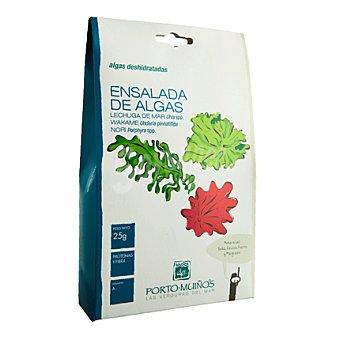 Porto Muiños Ensalada de algas deshidratadas 25 g