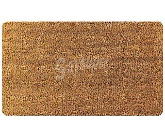 Rozenbal Felpudo de coco liso 33x55 centímetros