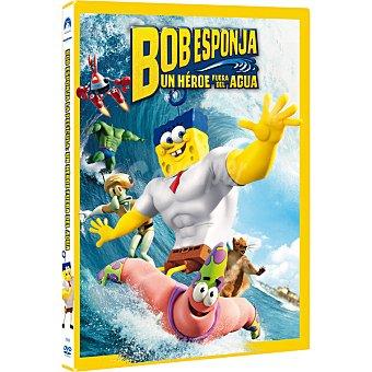 Bob Esponja : Un Héroe Fuera Del Agua DVD