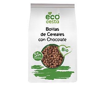 Ecocesta Cereales de bolitas con chocolate 400 gr