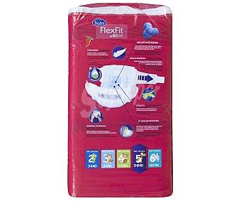 Auchan Pañales talla 5 (13-18 kilogramos) 80 uds