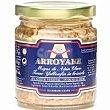 Migas de atún claro en aceite de girasol Frasco 227 g Arroyabe