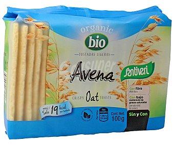 Santiveri Tostadas de avena Envase 100 g