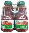 Zumo de tomate 4 botellines x 200 cc Hacendado