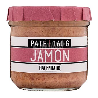 Hacendado PATE JAMON TARRINA 160 g