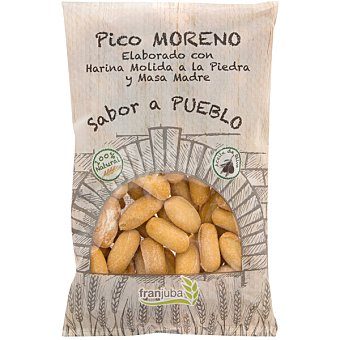 Franjuba Picos morenos Sabor a Pueblo con aceite de oliva bolsa 140 g bolsa 140 g