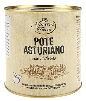 De nuestra tierra Pote Asturiano - De Nuestra Tierra 600 g