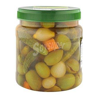 Aceituna Picante gazpacha Tarrina de 375 g