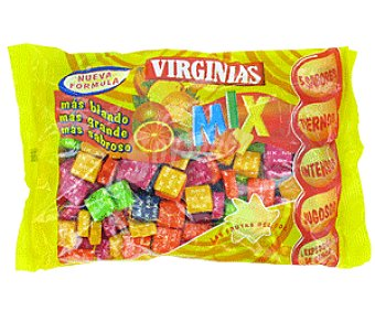 Virginias Mix Caramelo Blando de Sabores 1 Kilo