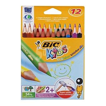 Bic Lápices de Colores 12 ud