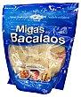 Bacalao salado migas Paquete 300 g Ubago