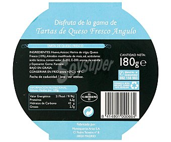 Angulo Tarta Queso Natural 1,5kg