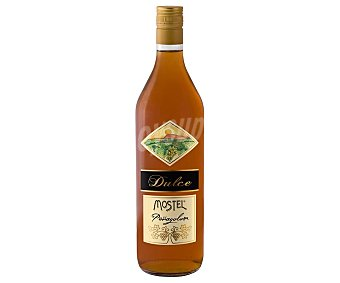 Pena Golosa Vino dulce Moscatel botella de 1 l