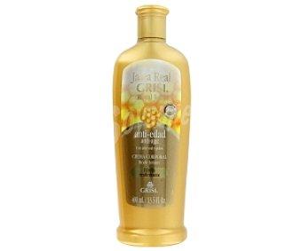 GRISI Crema corporal anti-edad, con jalea real y polen 400 Mililitros