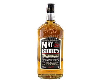MACBRIDE´S Whisky blended escocés 1 litro