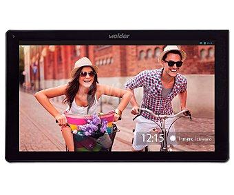 """Wolder mitab cleveland Tablets con pantalla de 10,1"""" Procesador: Quad Core 1,3GHz, ram: 1GB, almacenamiento: 8GB ampliable con tarjetas microsd, cámara frontal y trasera, Android 4.4."""