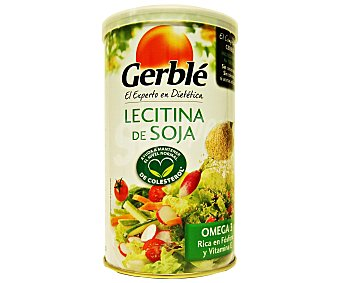 Gerble Lecitina de soja Lata 250 g