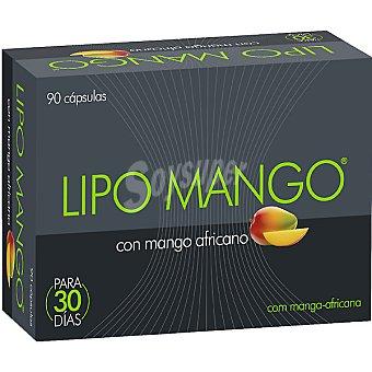 HIJAS DEL SOL Lipo mango con mango africano Estuche 90 capsulas