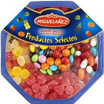 Miguelañez Octogonal surtido Bolsa 100 g