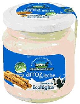Letur Arroz con leche de vaca ecológica 175 g